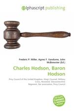 Charles Hodson, Baron Hodson