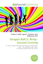 Dragon Ball Z: Broly–Second Coming
