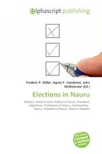 Elections in Nauru