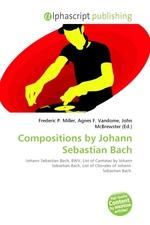 Compositions by Johann Sebastian Bach
