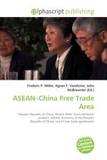ASEAN–China Free Trade Area