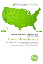 Adams, Massachusetts