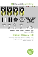 Daniel Harvey Hill