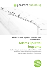 Adams Spectral Sequence