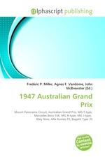1947 Australian Grand Prix
