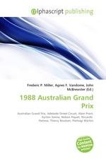 1988 Australian Grand Prix
