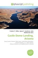 Castle Dome Landing, Arizona