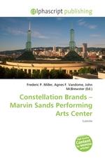 Constellation Brands– Marvin Sands Performing Arts Center