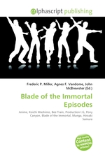 Blade of the Immortal Episodes