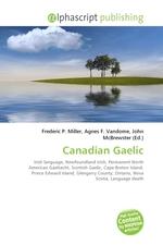 Canadian Gaelic