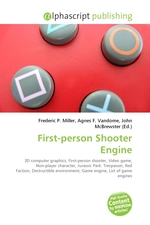 First-person Shooter Engine