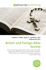 British and Foreign Bible Society