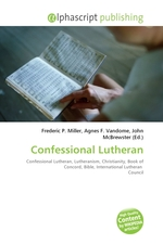 Confessional Lutheran
