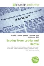 Exodus from Lydda and Ramla