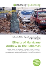 Effects of Hurricane Andrew in The Bahamas