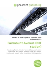 Fairmount Avenue (NJT station)