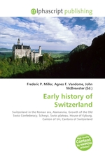Early history of Switzerland