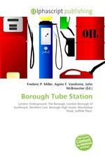Borough Tube Station