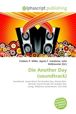 Die Another Day (soundtrack)