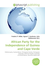 African Party for the Independence of Guinea and Cape Verde