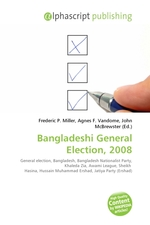 Bangladeshi General Election, 2008