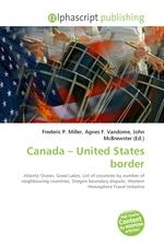 Canada– United States border