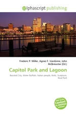 Capitol Park and Lagoon