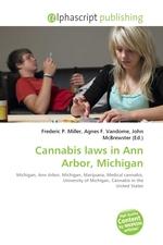 Cannabis laws in Ann Arbor, Michigan
