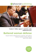 Battered woman defense