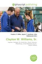 Clayton W. Williams, Sr