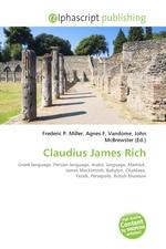 Claudius James Rich