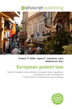 European patent law