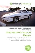 2009 FIA WTCC Race of Mexico