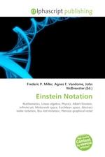 Einstein Notation