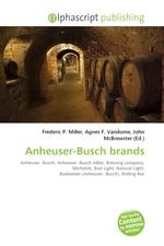 Anheuser-Busch brands