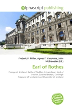 Earl of Rothes