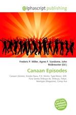 Canaan Episodes