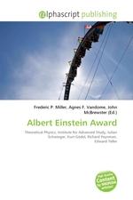 Albert Einstein Award