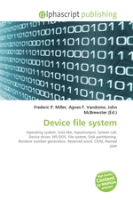 Device file system