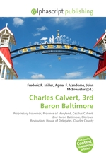 Charles Calvert, 3rd Baron Baltimore