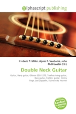 Double Neck Guitar
