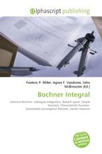 Bochner Integral