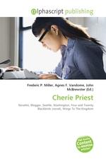 Cherie Priest