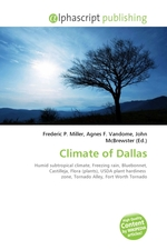 Climate of Dallas