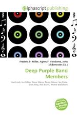 Deep Purple Band Members