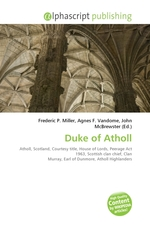 Duke of Atholl