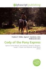 Cody of the Pony Express