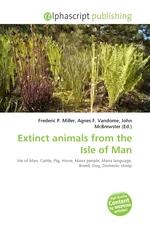 Extinct animals from the Isle of Man
