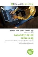 Capability-based addressing