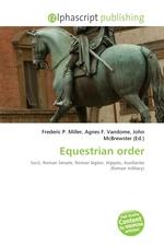 Equestrian order